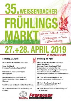 2019-04-27 bis 28_Frühlingsmarkt Freregger