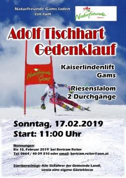 2019-02-17_Adolf Tischart Gedenklauf Gams